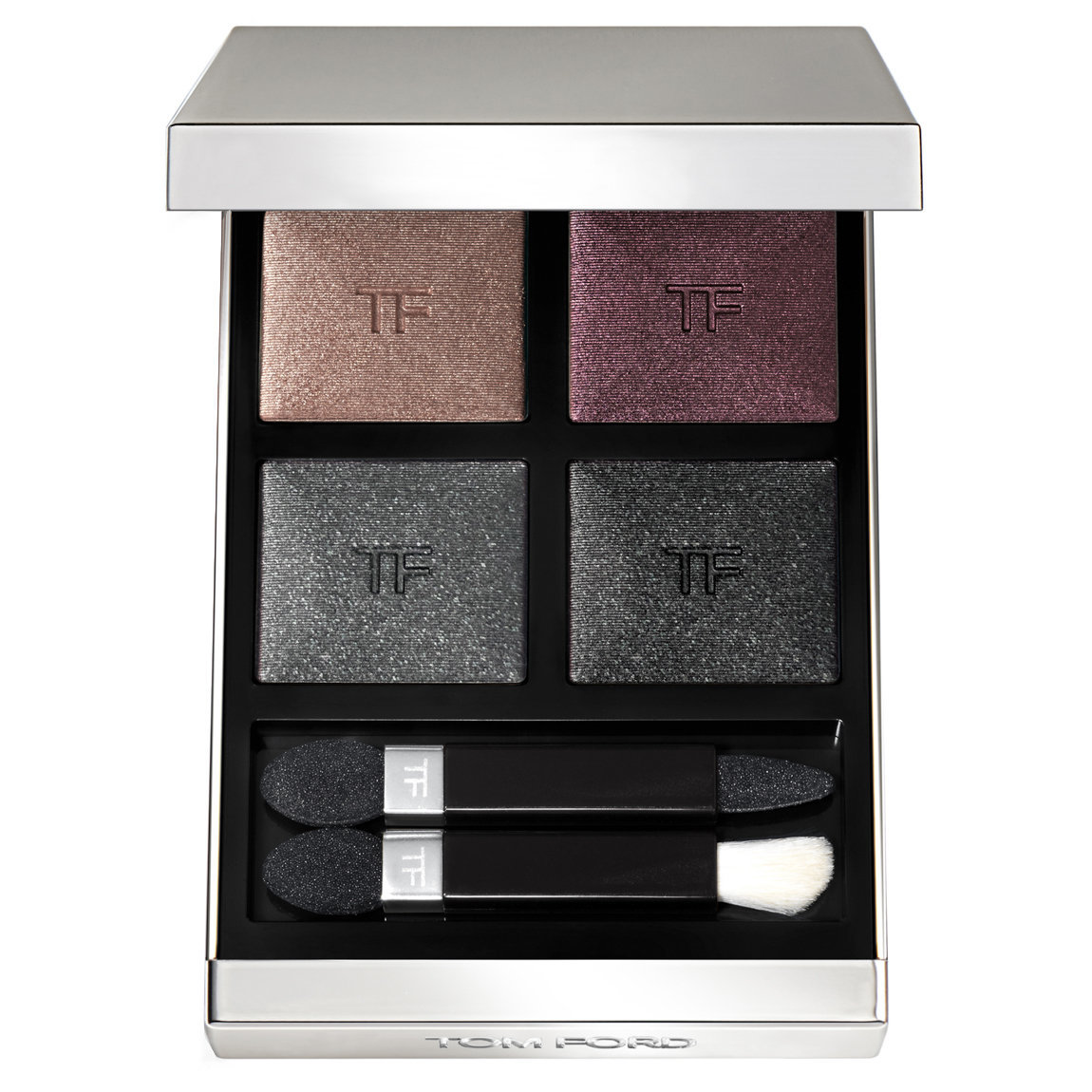 TOM FORD Extrême Eye Color Quad product swatch.