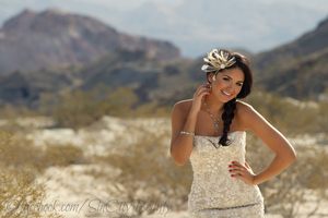 I did Hair & Makeup 
