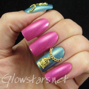Read the blog post at http://glowstars.net/lacquer-obsession/2015/05/birdcages-on-holo/