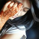 henna designed by me!