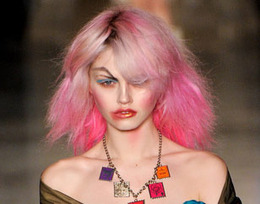 London Fashion Week, Fall 2011: MAC at Vivienne Westwood