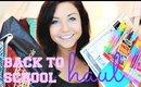 Back To School Supplies, Fashion, Beauty HAUL (Target, Francesca's, Poshmark, Collective Haul)