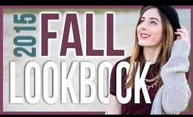 2015 Fall/Autumn Fashion Lookbook