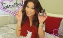 ♡ Friday FAVORITES! ♡ (Erika's Current Beauty Obsessions of February 2013 - mS3riKa | HD)