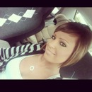 Old pic (brown/blonde combo)