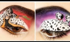 ❤ 101 DALMATIANS ❤ | Makeup Look