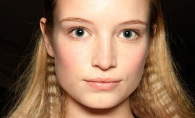 Costume National Makeup, Paris Fashion Week S/S 2012