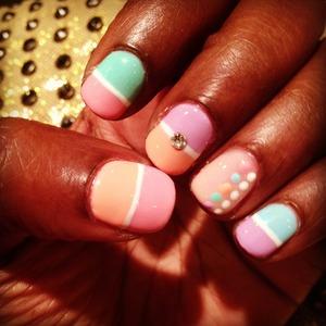 Preppy Pastels!!!