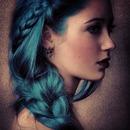 Braided Blue.