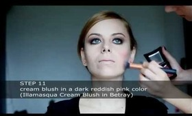 How to Create Smokey eyes - Make-up Tutorial.mpg
