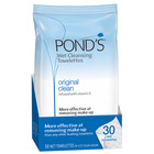 Ponds Original All Day Clean Wet Cleansing Towelettes