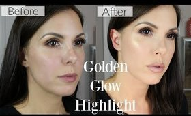 Golden Glow Highlight + GIVEAWAY