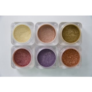Milazzo Beauty Naked Cosmetics Color Collections in Desert Sunset