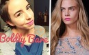 Boldly Bare: Cara Delavigne inspired look! | EllimacBeauty