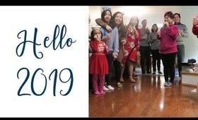 Hello 2019! | Grace Go