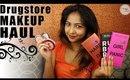 Drugstore MAKEUP HAUL | Loreal, Makeup Revolution, MUA