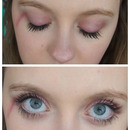 Simple Rose Eyeshadow