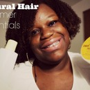 Natural Hair | My Summer Essentials