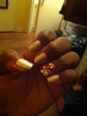 My own junk nails