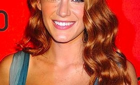 Breaking News: Blake Lively Goes Red!