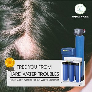 Get rid of the deposits on your tubes, showers, sinks, and imperfections on your clothing and increase the maintenance  life of electrical appliances with fully automatic whole house water softener.  Buy Whole house water softener system from Aqua Care RO system to enhance the  quality of water that you receive. The water softener comes with an efficient  ion exchange process. The process reduces hardness in water by exchanging  magnesium and calcium in water with sodium and potassium. Aqua Care provide best offers of water filter dubai and water purifier in dubai.   visit for more info : http://www.aquacareuae.com