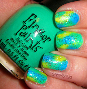 For a tutorial and product info visit my blog http://summerella31.blogspot.com/2013/05/tie-dye-nails-tutorial.html