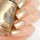 Gold Holographic