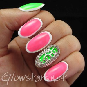 Read the blog post at http://glowstars.net/lacquer-obsession/2014/06/featuring-born-pretty-store-rhinestoned-full-nail-decoration/