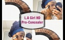 L.A Girl HD Pro-Concealer Review & Application