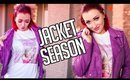 Fall Try-On Haul 2017- JACKET SEASON! | Missguided Body Confidence Size 8-12