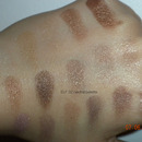 ELF Haul 32 eyeshadow palette swatch