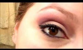 Pink and Brown Makeup Tutorial
