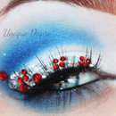 Candy Cane Glam