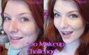 $20 Makeup Challenge (No ELF!)