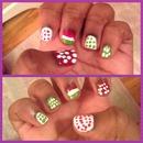 Polka-dots and stripes