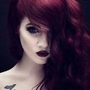 Dark Vampy Makeup Look ❤❤❤