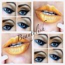 Sexy Lips N Eyes
