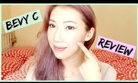 BEVY C Makeup Primer 9 Hour Test & Review /Ad | Bevy C 測試一天 (中文字幕)
