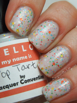"Indie Brand - Lacquer Convention ""Pop Tart"""