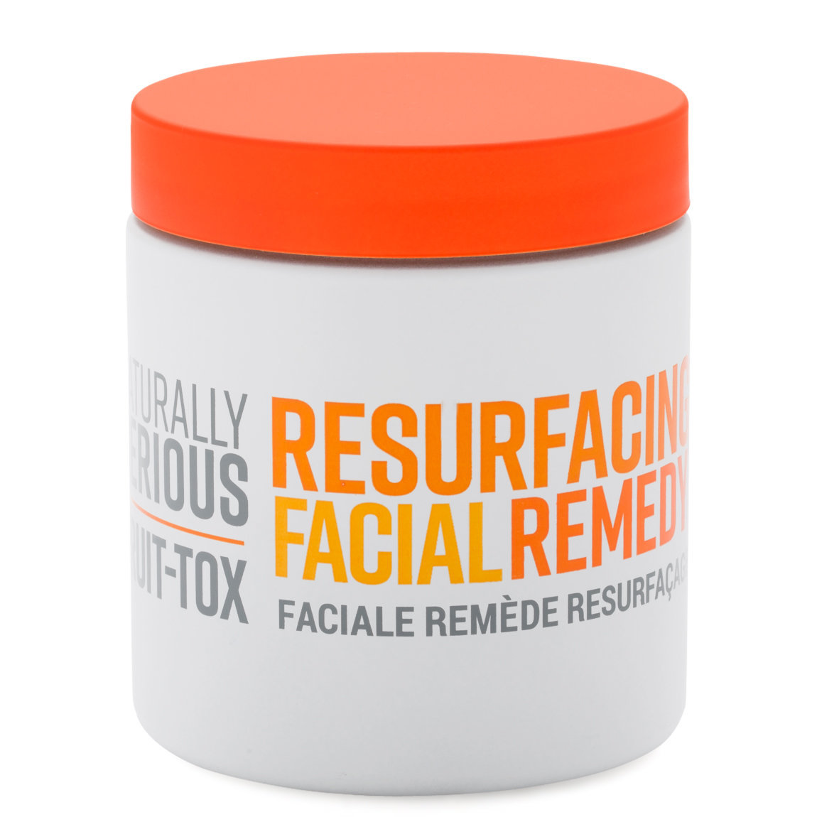 Naturally Serious Fruit-Tox Resurfacing Facial Remedy product swatch.