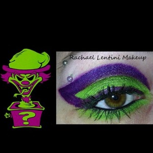 My look for ICP inspired