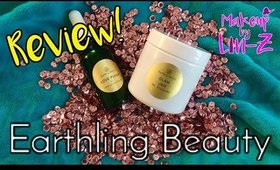 Earthling Beauty Review: Organic Skincare!