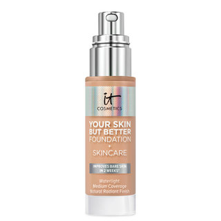 Your Skin But Better Foundation + Skincare Medium Neutral 33