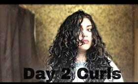 Curly Hair Day 2/Cantu