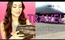 Summer Travel Makeup Bag