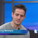 Grooming by Candace Corey for Joey Mcintyre of New Kids On The Block