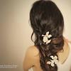 Romantic, Cascading Braid hairstyle |  Hair Tutorial Video