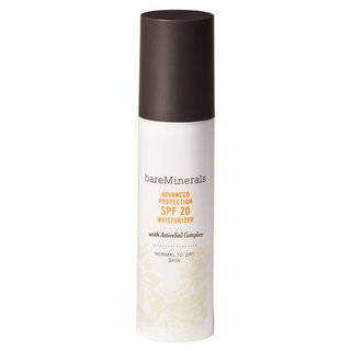Bare Escentuals Advanced Protection SPF 20 Moisturizer: Normal to Dry Skin