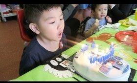 RICO'S FOURTH BIRTHDAY PARTY | JYUKIMI.COM