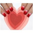 Heart Manicure Tutorial for Valentine's Day by Jin Soon Choi